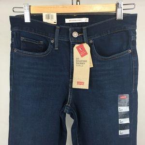 Levi's 311 Skinny Shaping Ankle Jean Women W27